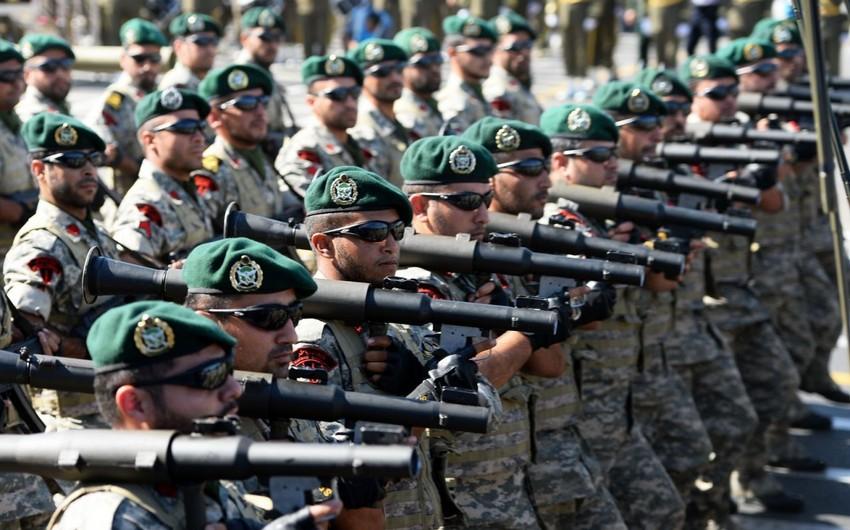 İran ABŞ-ın İraqdakı hərbi bazasına zərbə endirib - VİDEO