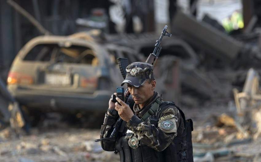 Əfqanıstanda partlayış nəticəsində 8 nəfər ölüb - YENİLƏNİB