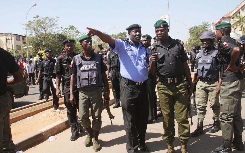 Nigeriyada partlayış nəticəsində 8 nəfər ölüb