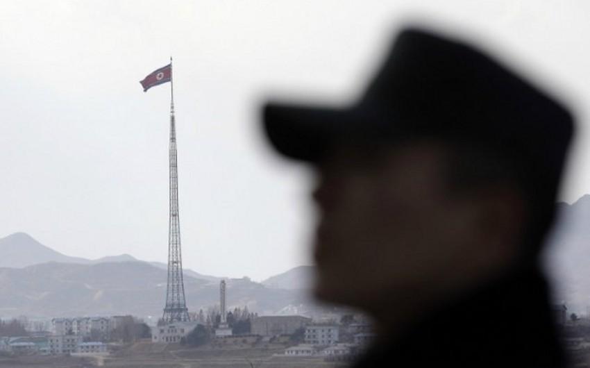 KXDR-lə Cənubi Koreya sərhədində atışma oldu