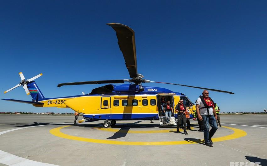 """""""Silk Way Helicopter Services""""in baş direktoru: Burada səhv bağışlanılmır - REPORTAJ"""