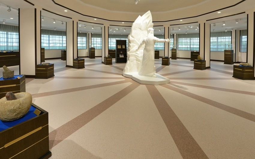 В Нахчыване установлен памятник Ною - ФОТО