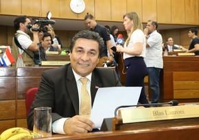 Paraqvaylı senator Azərbaycanı qələbə münasibətilə təbrik edib