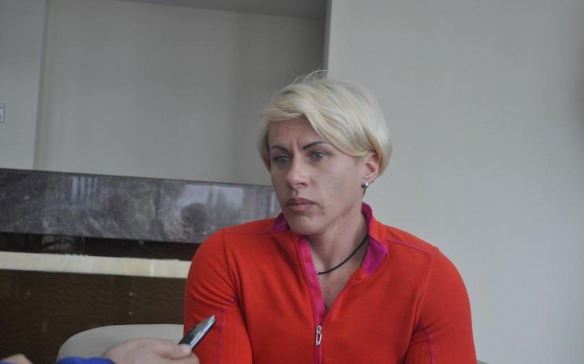 Olimpiya çempionu İnna Osipenko-Radomskaya: Həmin filmə baxdıqda özümü gördüm - MÜSAHİBƏ