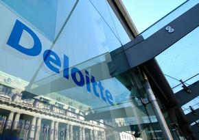 Deloitte & Touche Sahibkarlığın İnkişafı Fonduna məsləhət verəcək