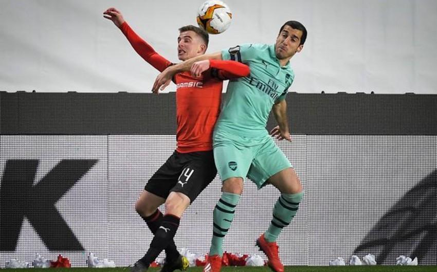 Арсенал подаст заявку на получение визы в Азербайджан для Мхитаряна