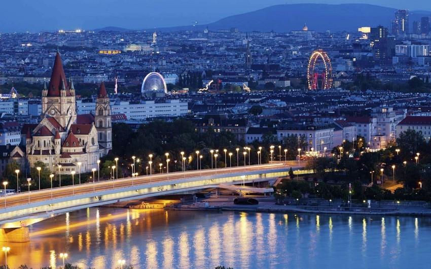 Avstriya polisi Vyanada terror hücumunun qarşısının alındığını bildirib
