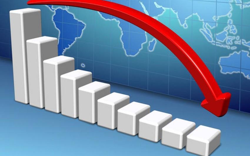 Ötən il energetika sektoruna investisiyalar 12% azalıb
