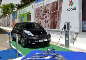 SOCAR supplies gas stations with solar energy in Georgia