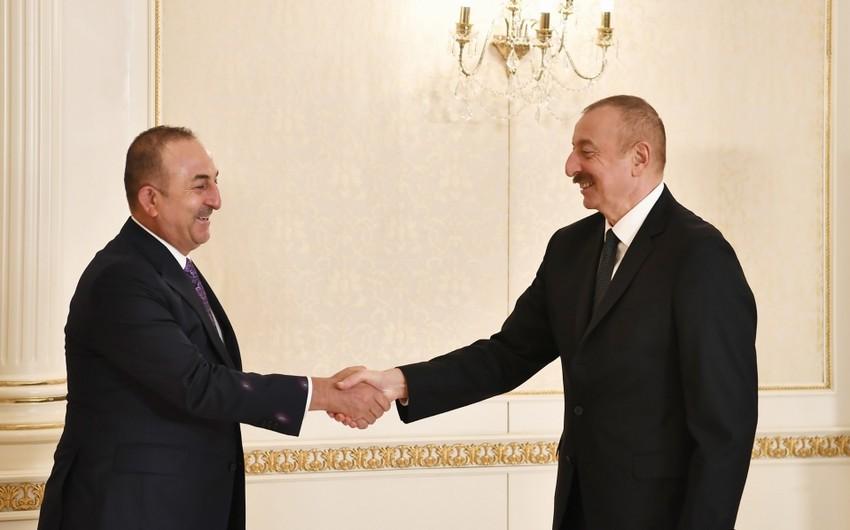 Azərbaycan Prezidenti: Bu, bizim müştərək qələbəmizdir, Türkiyə-Azərbaycan birliyinin təsdiqidir