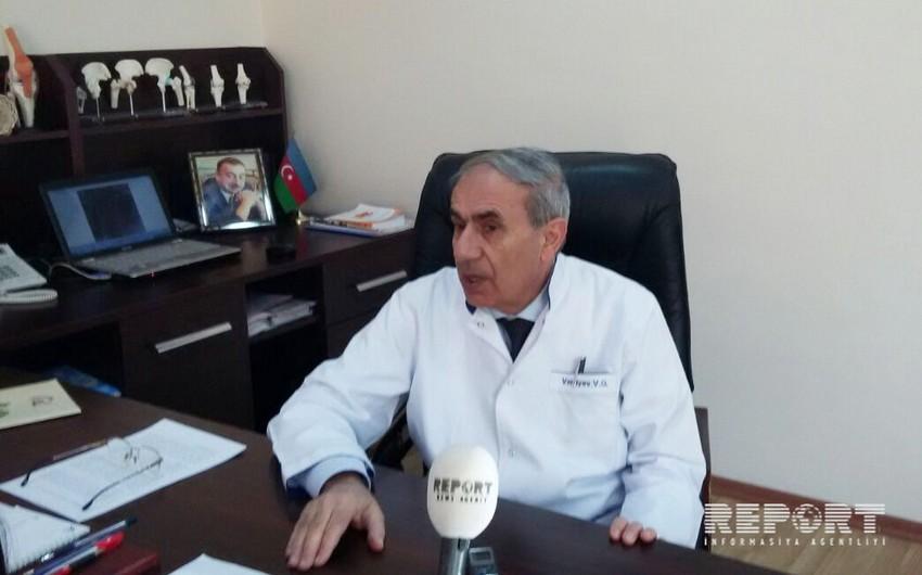 Baş travmatoloq: Bəzi klinikalar və həkimlər haqqında şişirdilmiş məlumatlar ağır fəsadlara səbəb olur