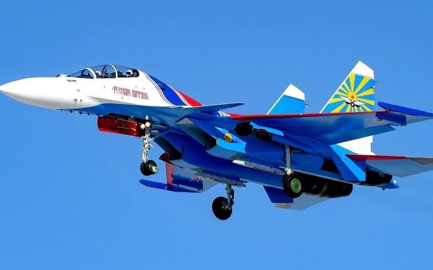 Rusiya Ermənistandakı aviabazasını Su-30SM qırıcıları ilə təchiz edəcək