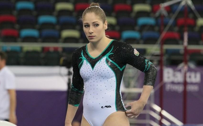Azərbaycanın iki idman gimnastı II Avropa Oyunlarına lisenziya qazanıb