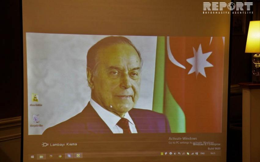 Ulu öndər Heydər Əliyevin xatirəsi Batumidə ehtiramla anılıb