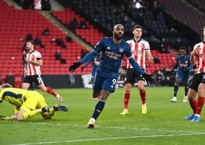 Английская премьер-лига: Арсенал разгромил Шеффилд