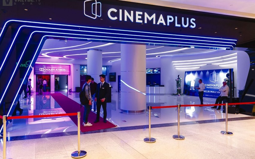 Baku hosted grand opening of the largest Cinema Plus theater