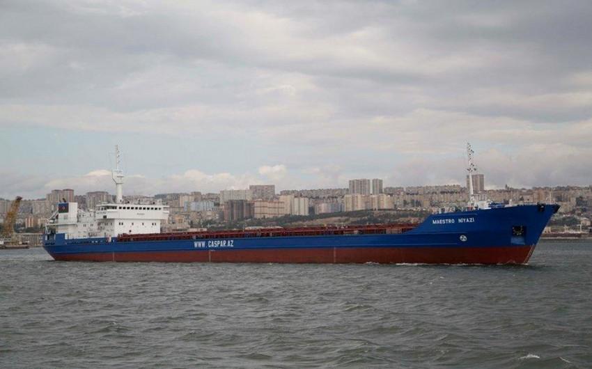 Azərbaycan gəmisi Rusiyadan Türkiyəyə 5 tona yaxın taxıl yükü çatdırıb