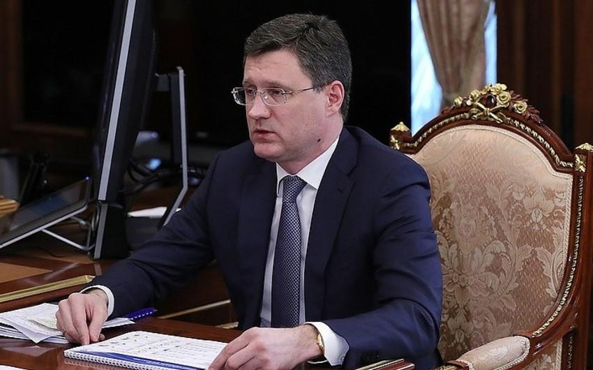 Rusiya mayda OPEC-lə neft hasilatının azaldılması üzrə sazişi 95% icra edib