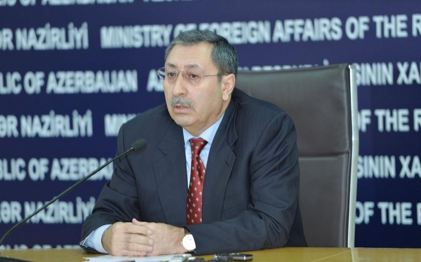 Xələf Xələfov: Azərbaycan-Türkiyə hərbi əlaqələri yüksək səviyyədədir