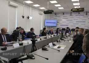 В Украине отметили 30-летие восстановления независимости Азербайджана