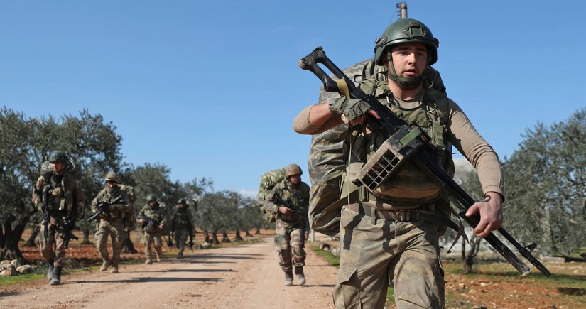 Turkish special forces neutralize terrorists in Syria