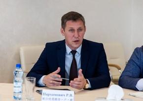 Ruslan Parxamoviç: Belarus Qarabağda şəhərsalma proseslərində iştirak etməyə hazırdır
