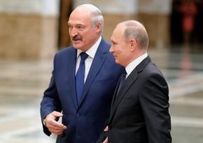 Rusiya Belarusa kömək edəcək