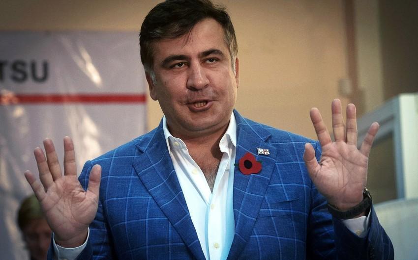 Gürcüstanın Baş naziri Saakaşvilinin aclıq aksiyasını şou adlandırıb