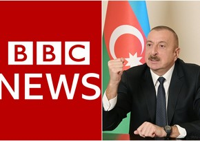 Exposing bias of Western media: Azerbaijani president's video interview goes viral