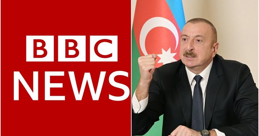 Qərb KİV-lərinin qərəzli mövqeyinin ifşası: Prezidentin müsahibəsi trendə çevrilib