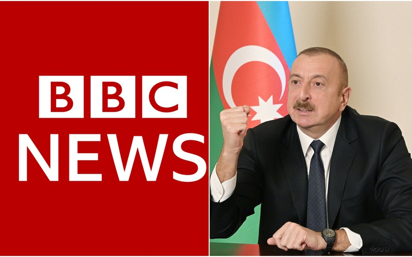 Exposing bias of Western media: Azerbaijani president's video interview goes viral