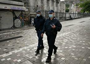 Во время беспорядков в Афинах пострадали десять полицейских