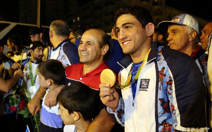 Hacı Əliyev: Olimpiadanın hər bir medalı böyük uğurdur