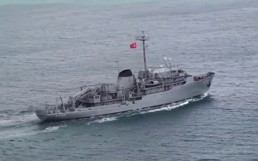 Greek fighter jets attack Turkish ship