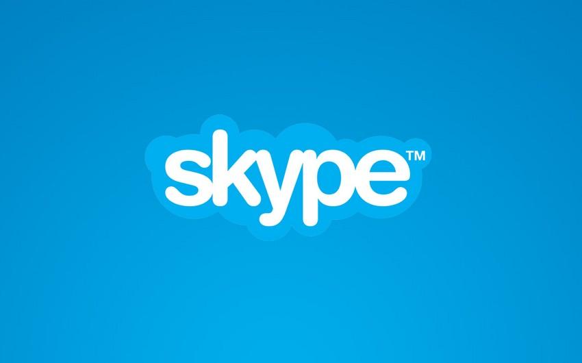 Skypeın işində problem yaranıb