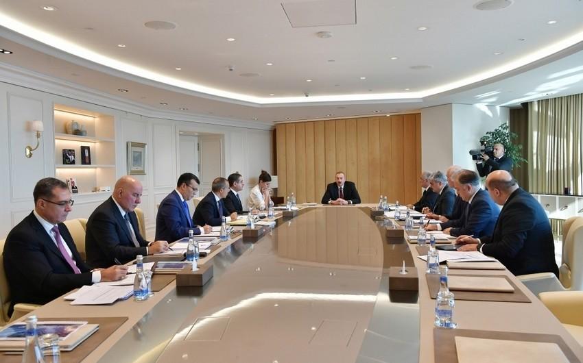 Глава государства: Азербайджан занимает 18-е место в мире по борьбе с организованной преступностью