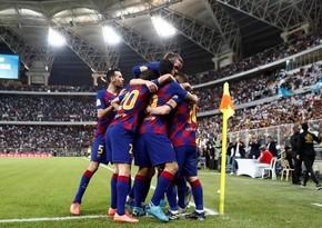Barselonanın futbolçuları maaşlarının azaldılmasından imtina etdi