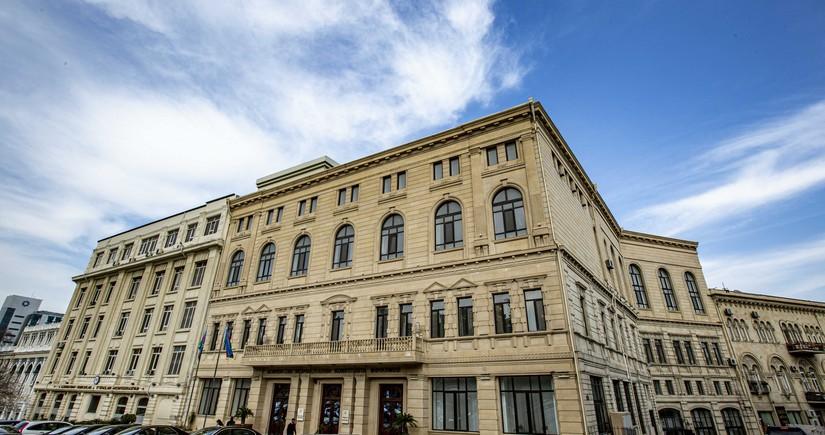Состоялось заседание Пленума Конституционного суда Азербайджана