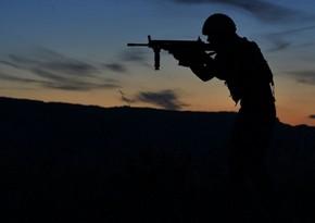 Barış pınarı zonasına girməyə çalışan PKK terrorçuları məhv edilib