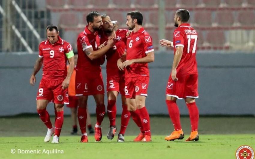 Malta yığmasının Azərbaycan millisi ilə oyun üçün heyəti açıqlanıb