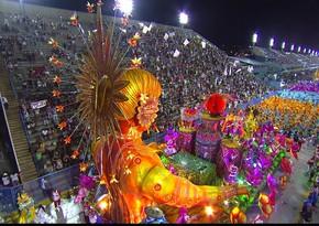 Rio-de-Janeyro karnavalı təxirə salınıb