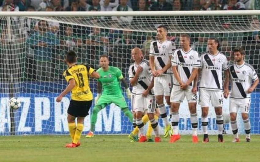 Futbol üzrə Çempionlar Liqasında yeni rekord qeydə alınıb - VİDEO