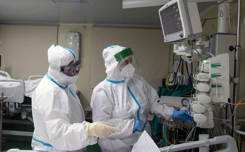 В Грузии зарегистрировано 811 новых случаев заражения коронавирусом