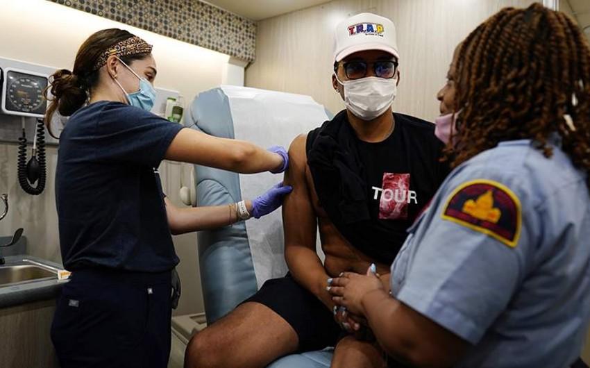 ABŞ-da virusdan ölənlərin 99%-dən çoxu peyvənd olunmayanlardır