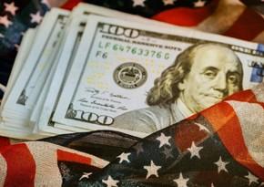 ABŞ-ın büdcə kəsiri 200 mln dollar azalıb
