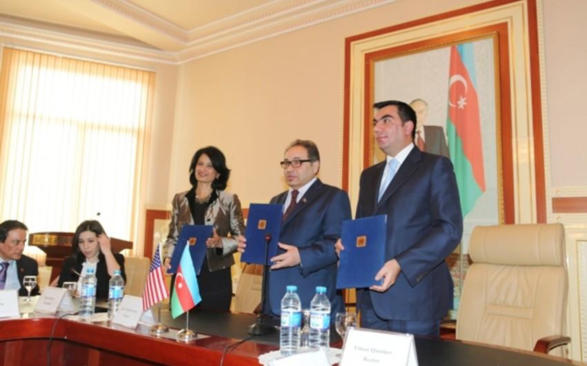 Два азербайджанских вуза и Хьюстонский университет США подписали договор