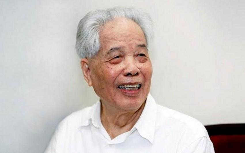Vyetnamın Kommunist Partiyasının sabiq baş katibi vəfat edib