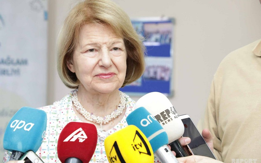 Baroness: Azerbaijan and UK are interested in strengthening relations