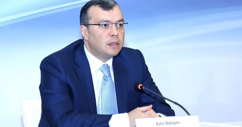 Sahil Babayev: Öz sahəsi üzrə işləyənlərin sayı gözləntilərimizdən çox azdır