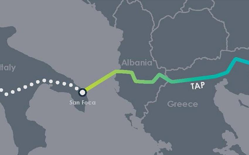 EBRD: TAP iki ildə Albaniyanın əsas inkişaf amili olacaq